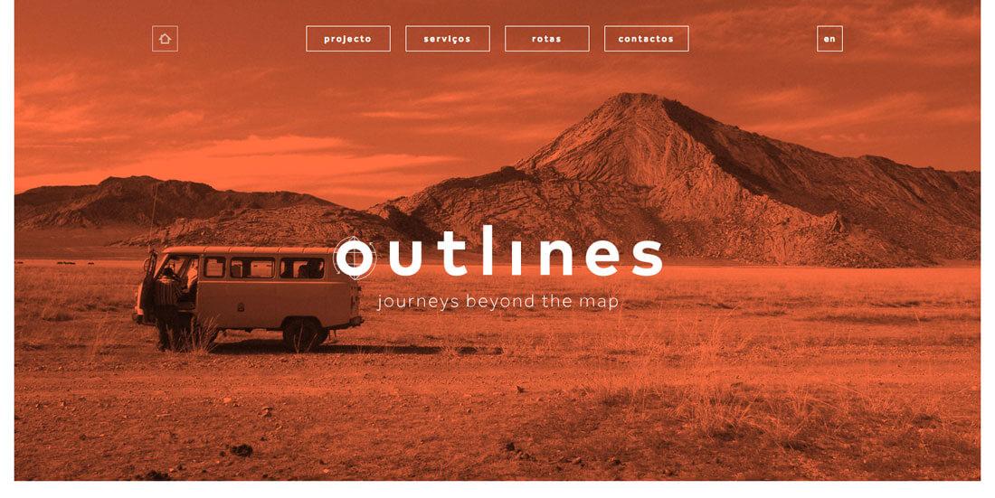 Цветовые слои (оверлеи) в веб-дизайне