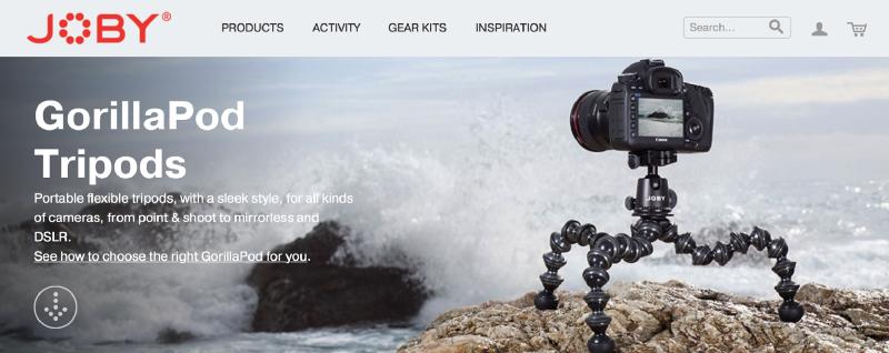 Тенденции в современной веб-фотографии