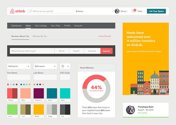 руководство по стилю веб-дизайна