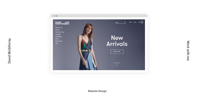 6 трендов дизайна сайтов-портфолио 2017
