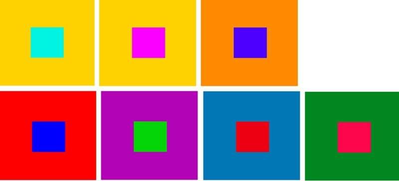 Интеллектуальный выбор цветовых решений