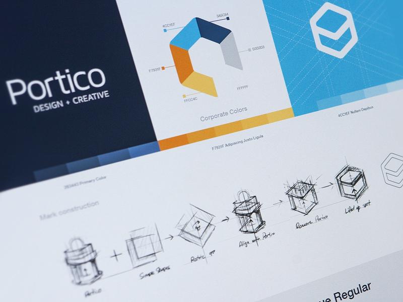 айдентика и дизайн логотипов