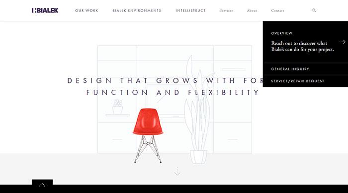 16 современных дизайнов