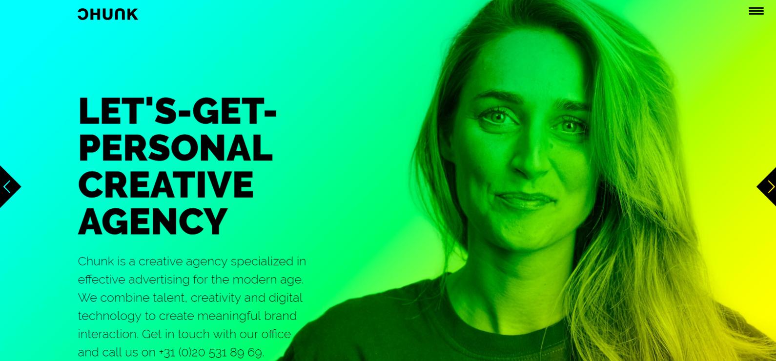 14 ярких красочных веб-сайтов для вашего вдохновения
