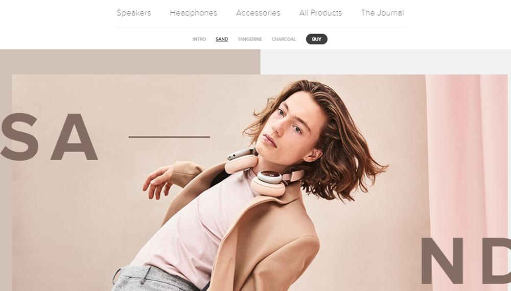 10 дизайнов коммерческих сайтов