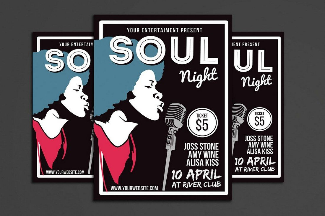 Soul Music Night