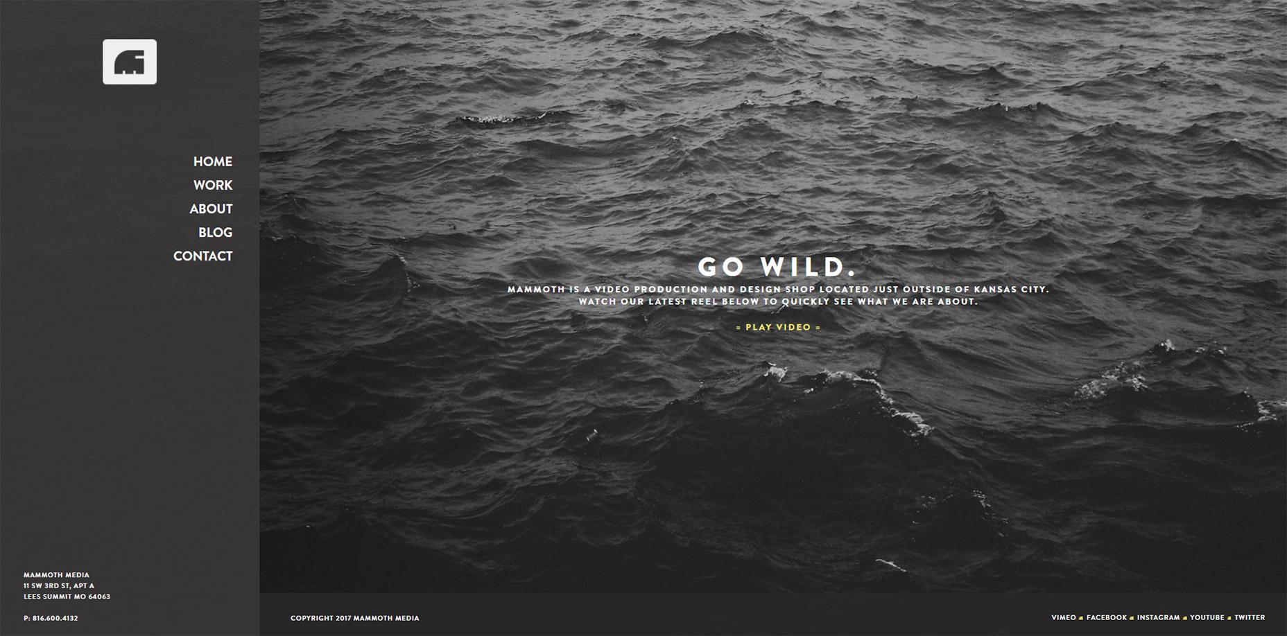 10 сайтов с превосходной вертикальной навигацией