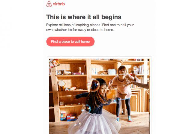 15 потрясающих дизайнов рассылок электронной почты