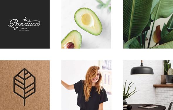 Брендборды: 20 вдохновляющих примеров дизайна