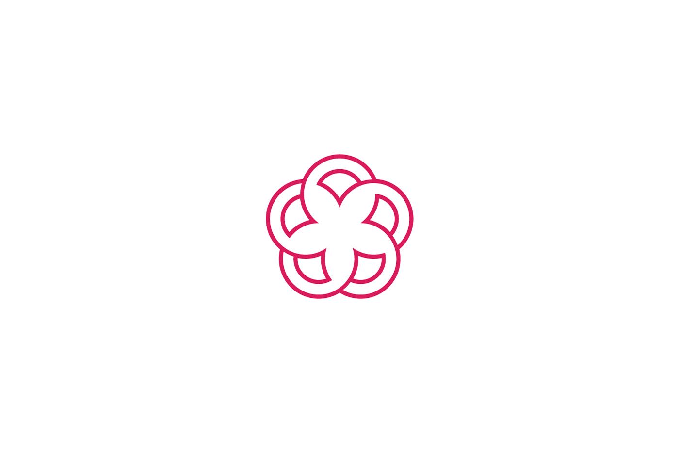 15 концептов минималистических логотипов
