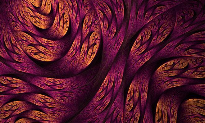 24 примера великолепной фрактальной графики