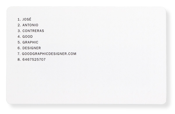 9 визиток графических дизайнеров, которые вы захотите сохранить