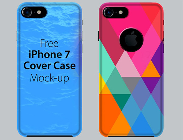 Мокапы Iphone 7 PSD