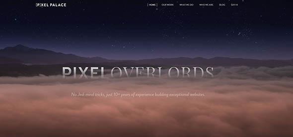Подборка сайтов с великолепными градиентами
