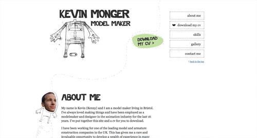 25 сайтов с великолепными рисованными иллюстрациями