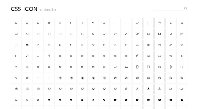 20 бесплатных наборов CSS и SVG иконок