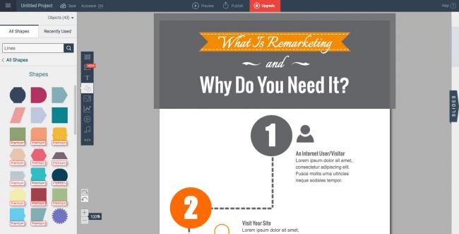7 бесплатных инструментов для создания инфографики