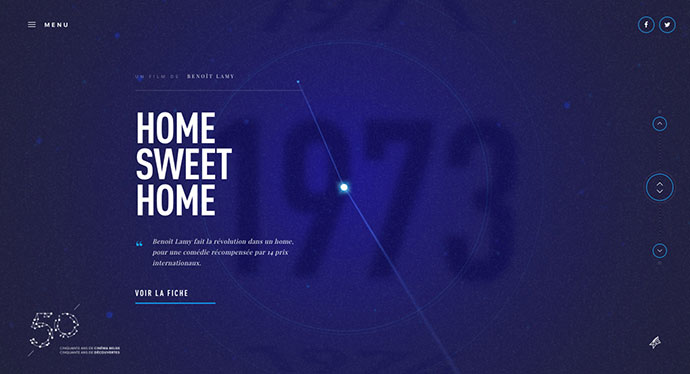 25 сайтов с впечатляющей навигацией слайд-шоу