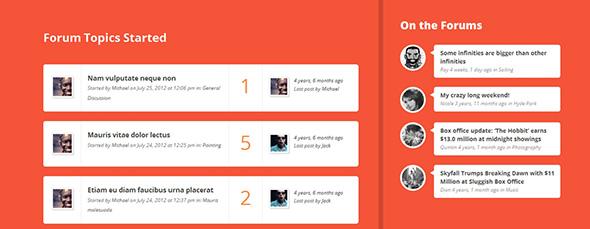 16 новых тем форумов