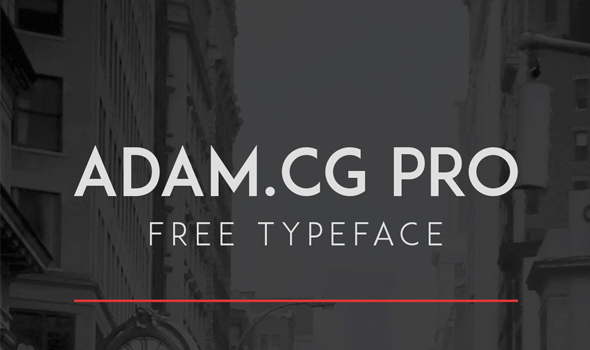 18 классных бесплатных шрифтов