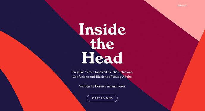 15 примеров современного дизайна вводных (интро) страниц