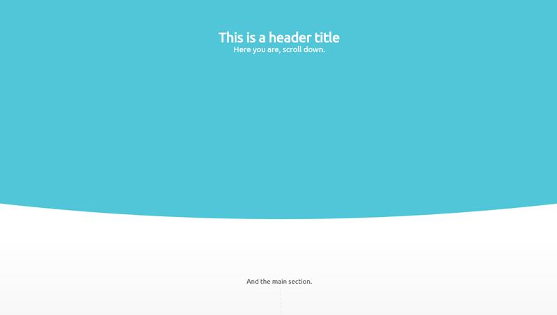 15 бесплатных CSS хедеров