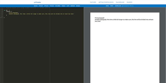 10 инструментов и библиотек Javascript для работы с PDF - PT