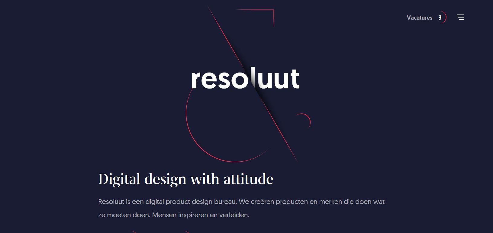 Тренд в дизайне: нарезанный текст