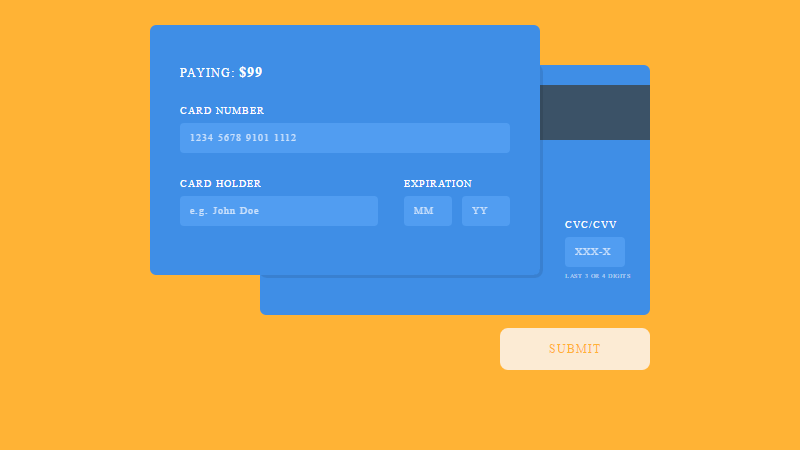 20 CSS форм