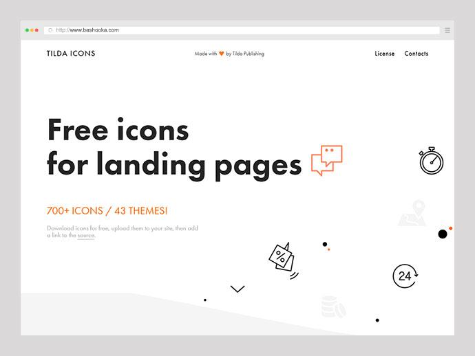 13 отличных подборок иконок для великолепного веб- и мобильного дизайна