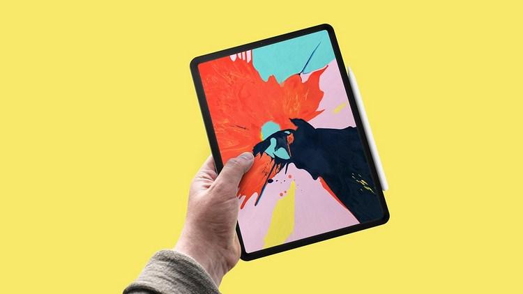 Макет iPad Pro