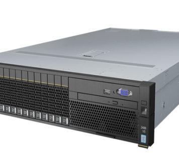 Преимущества и конфигурация сервера Huawei FusionServer 2488H V5