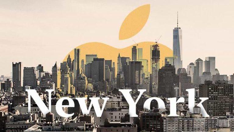 New York: бесплатный обновленный шрифт от Apple