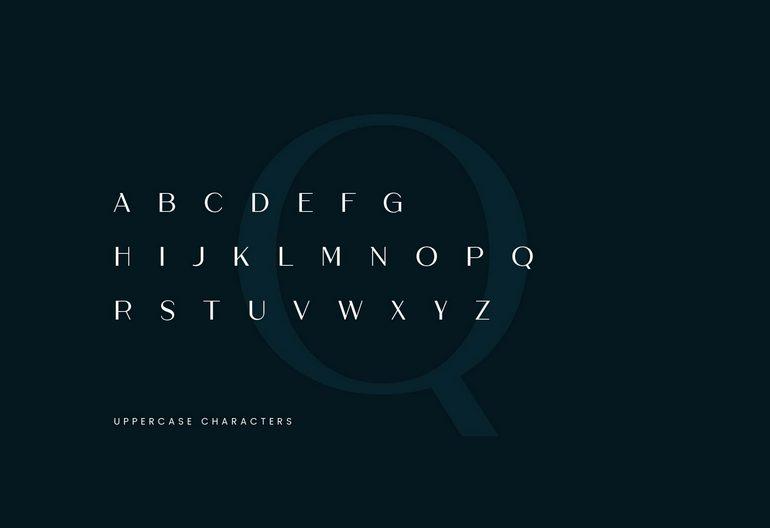 Шрифт Cremona