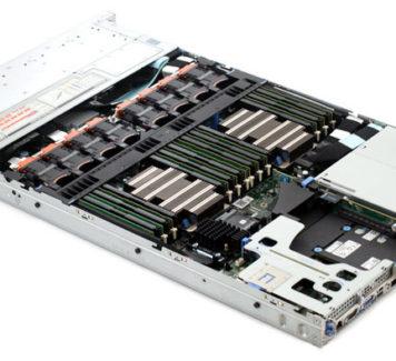 Dell EMC PowerEdge R640 — универсальная серверная платформа