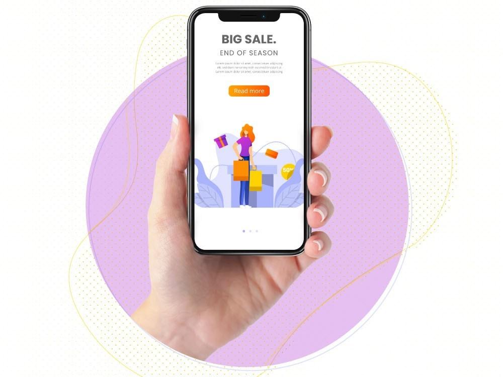 Free Sales Landing Page