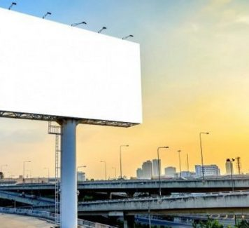 Как эффективно разместить рекламу на щитах
