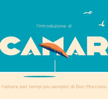 Camar: бесплатный винтажный шрифт