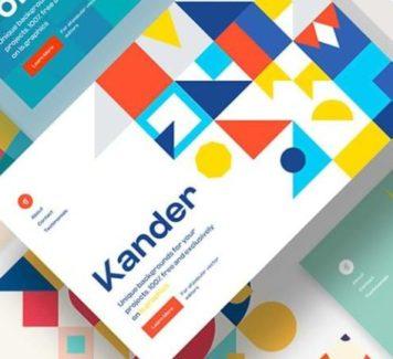 Paaatterns: бесплатные шаблоны для дизайна сайта