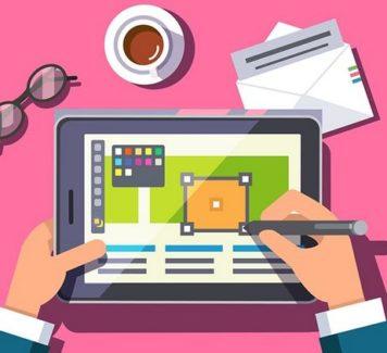 О профессии дизайнера веб-сайтов