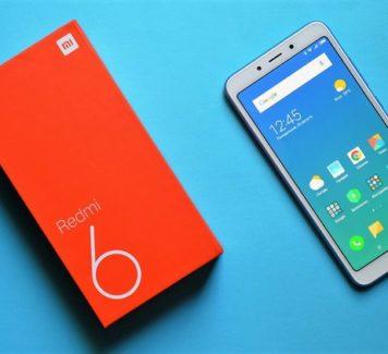 О Xiaomi Redmi 6