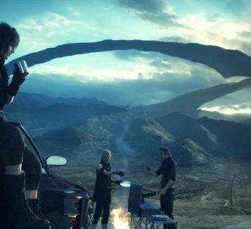 Виды героев в игре Final Fantasy XV