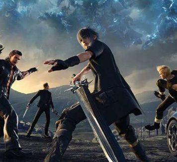 Сюжет игры Final Fantasy 15