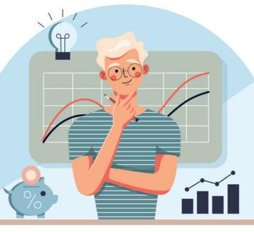 Иллюстрация на тему бизнес-аналитики