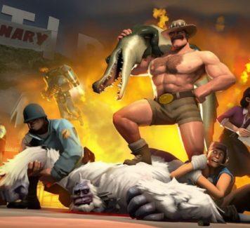 Как играть в Team Fortress 2