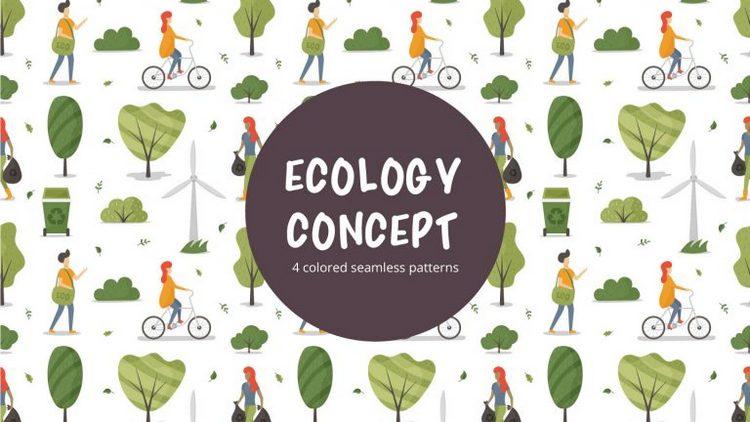фон на тему экологии