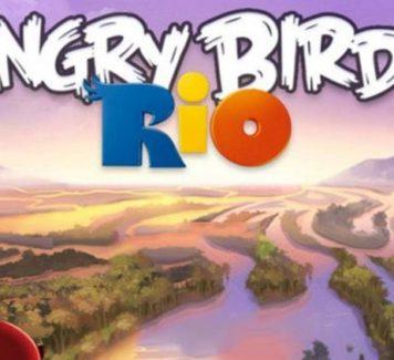 Angry Birds Rio: изучаем шедевр