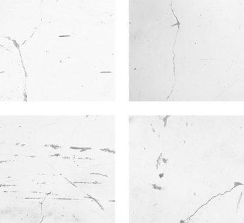 Тонкие текстуры наложения трещин