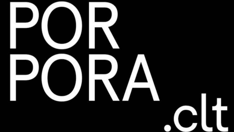 Porpora: геометрический шрифт
