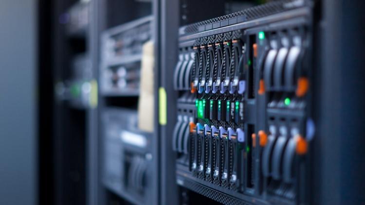 удаленный сервер